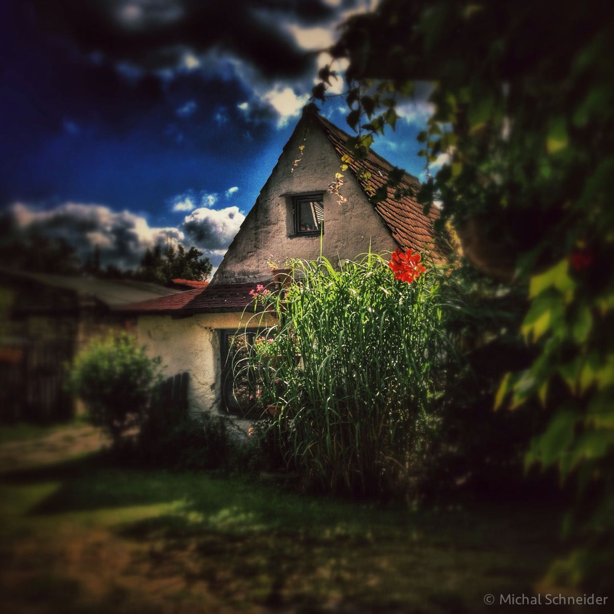 U Švestků - domeček